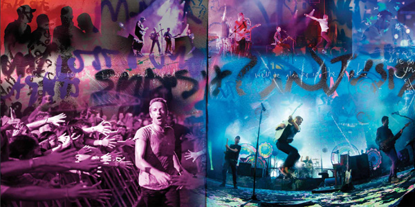Coldplay: Mylo Xyloto Tour Book
