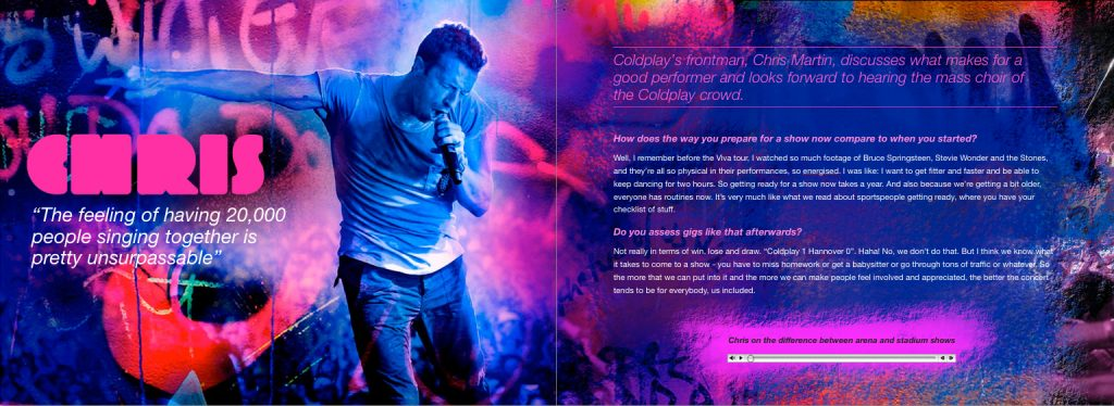 Coldplay - Mylo Xyloto Live eBook