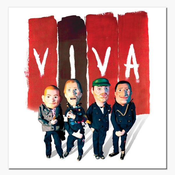 Coldplay - Viva La Vida Tour Book