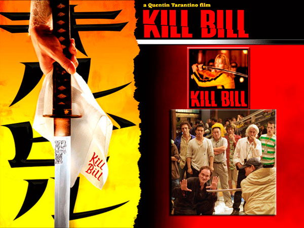 Kill Bill eCD
