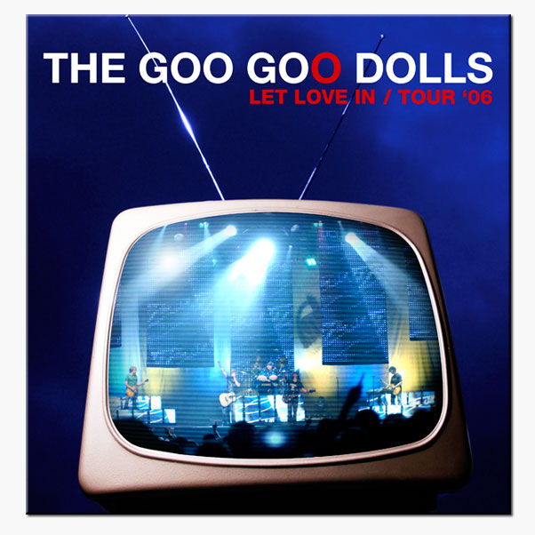 Goo Goo Dolls - Let Love In Tour Book
