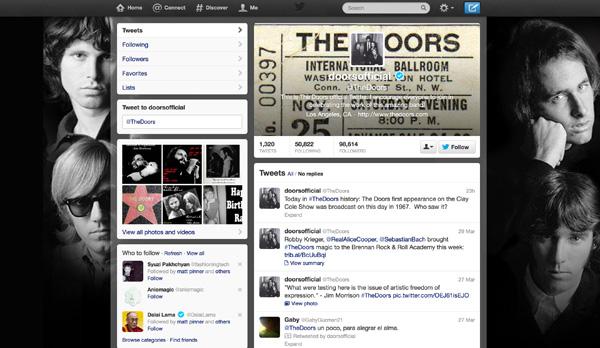 The Doors - Twitter