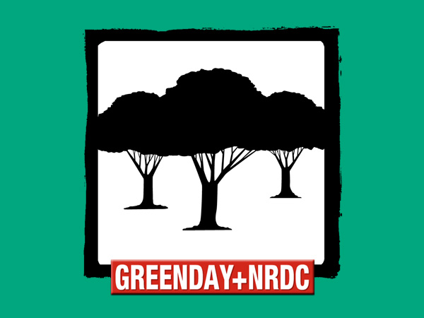 Green Day / NRDC - Website
