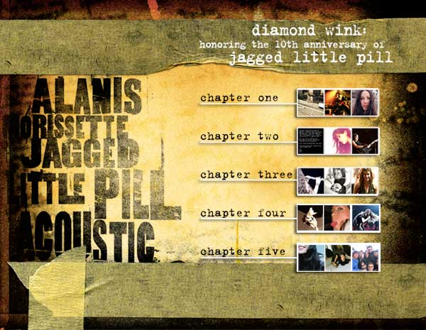 Alanis Morissette - Jagged Little Pill Acoustic eCD