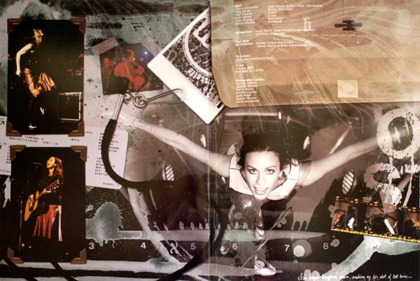 Alanis Morissette: Junkie Tour Book