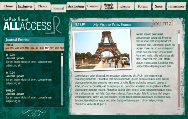 LeAnn Rimes - RimesTimes FanClub