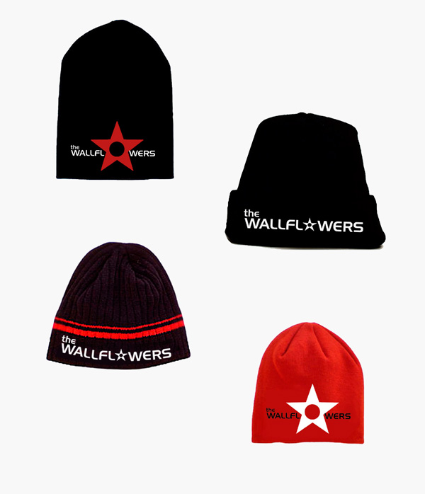 The Wallflowers - Merchandise