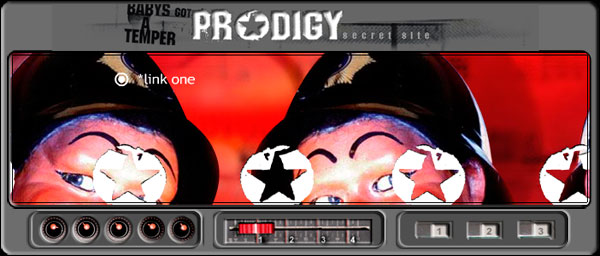 The Prodigy - Baby's Got A Temper Media Player