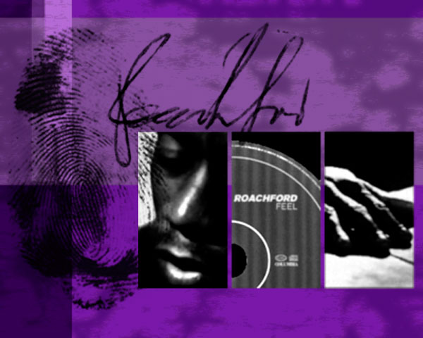 Roachford - Feel Website