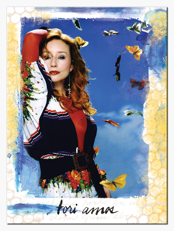 Tori Amos - Summer of Sin Tour Book