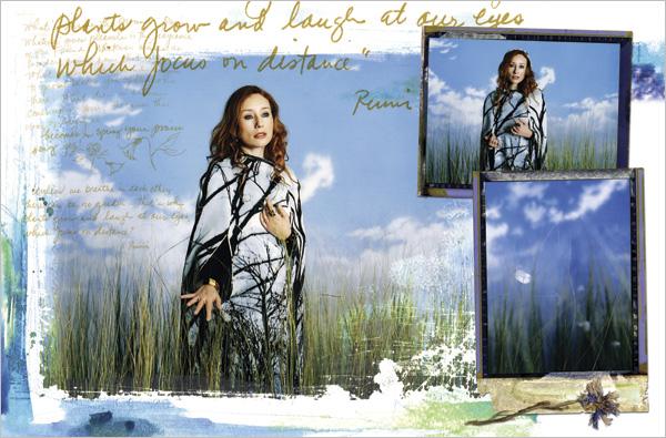 Tori Amos - Summer of Sin Tour Book